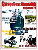 GarageBoyz Magazine featuring cars,bikes,tattoos & other kool stuff